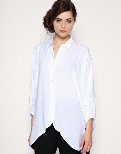 A Perfect White Shirt