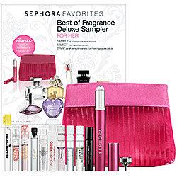Best of Fragrance Deluxe Sampler