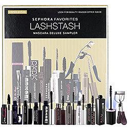 LashStash Mascara Deluxe Sampler