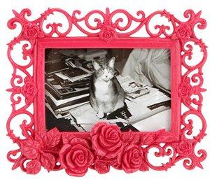 Ornate Rose Frame
