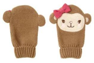 Monkey Sweater Mitten