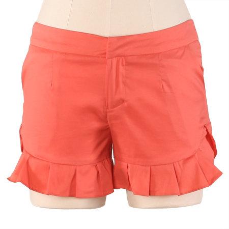 Sun Kissed Ruffle Shorts