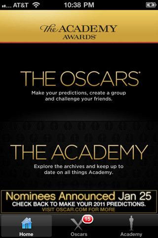 The Oscars®