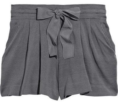 3.1 Phillip Lim Bow-embellished Shorts