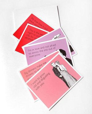 Uncensored True Love Cards