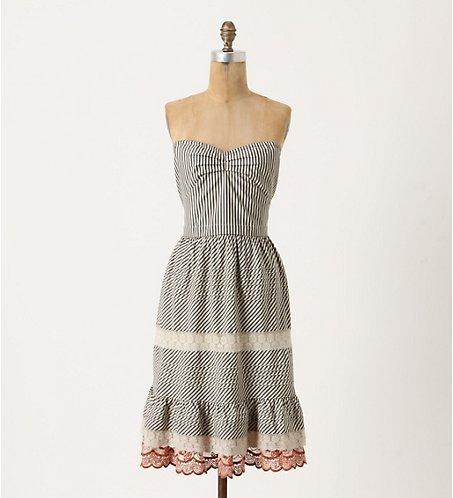 Miss Swiss Corset Dress
