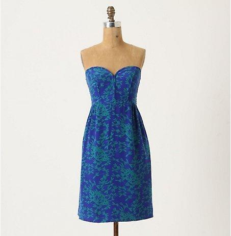 Silken Stitches Dress