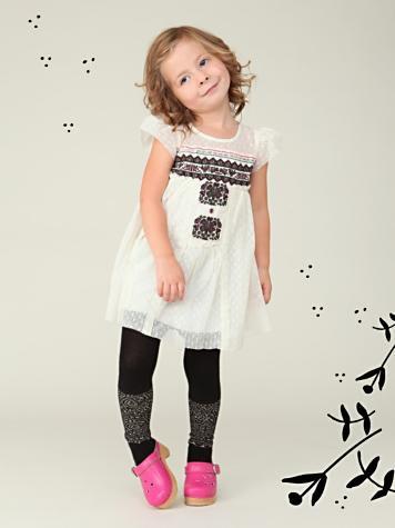 Wee People Little Senorita Dress