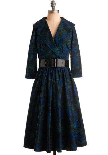 Parade Your Plumage Dress