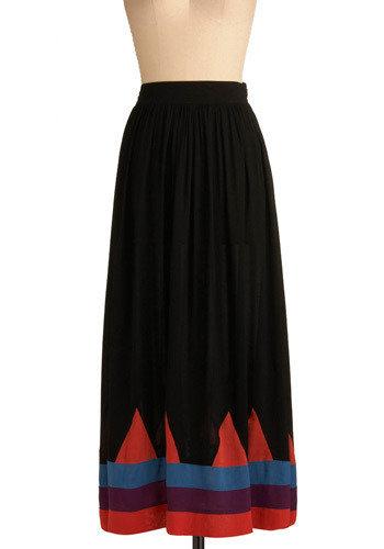 Daylight Savings Skirt
