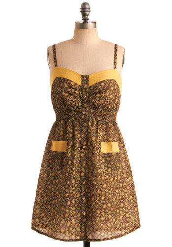 Folk Rock Dress