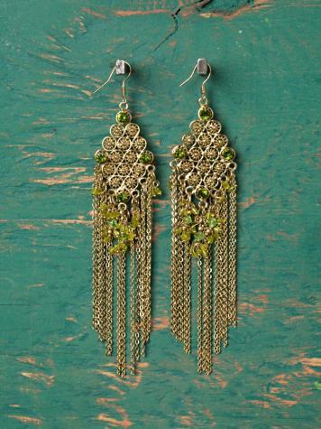 Bohemia Fringe Earrings