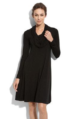 Karen Kane Cowl Neck Dress