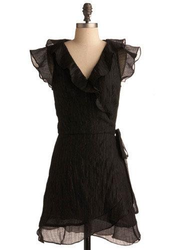 Wrap Star Dress