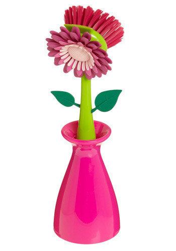 Bloom for Improvement Kitchen Brush