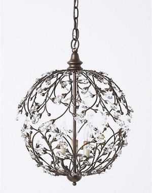 Lambent sphere chandelier 7 beautiful chandeliers lambent sphere chandelier aloadofball Choice Image