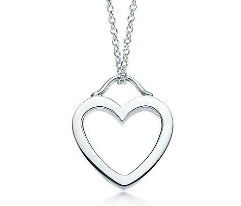 7 beautiful christening gifts lifestyle tiffany hearts pendant aloadofball Image collections
