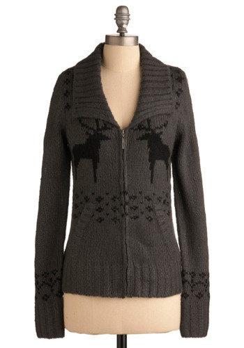 Martha My Deer Sweater