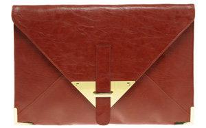 Asos Portfolio Envelope Clutch