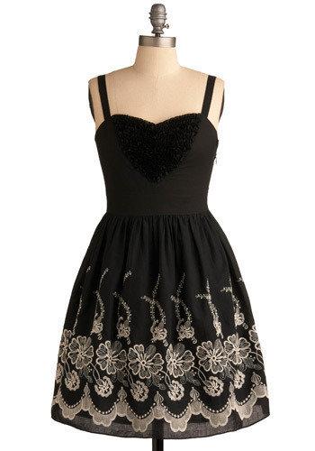 Evening Enchantress Dress
