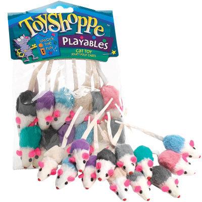 ToyShoppe® Catnip Mice