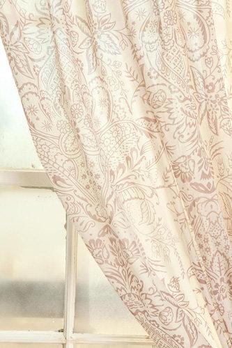 Antoinette Damask Curtain