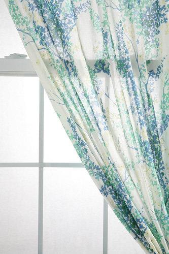 Breezy Branch Curtain