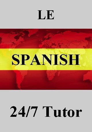 24/7 Spanish Tutor