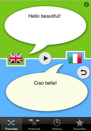 Translate-y, the Language Translator