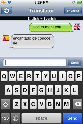 Translator (Google Translate)