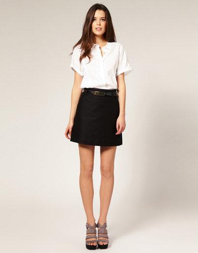 The Mini Skirt