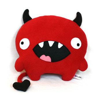 Fluffel Monster Love Devil