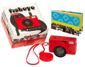 Fisheye Lomography Camera