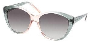 Mango Two Tone Fifties Sunglasses