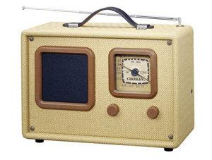 Crosley Traveler Radio