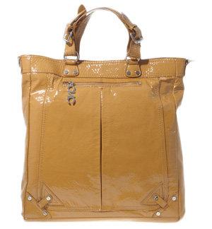 C'N'C Patent Leather Shopper