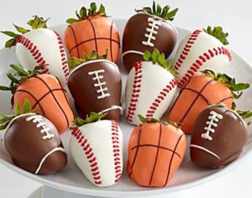 Sporty Strawberries