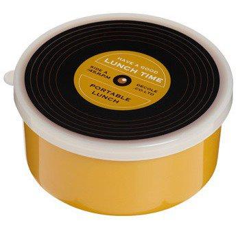 Vinyl Vittles Bento Box