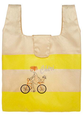 La Cycliste Lunch Bag