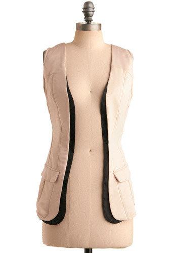 Wine Cellar Vest