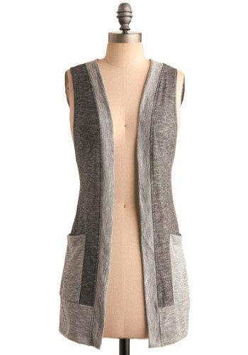 Now Here's the Twist Vest