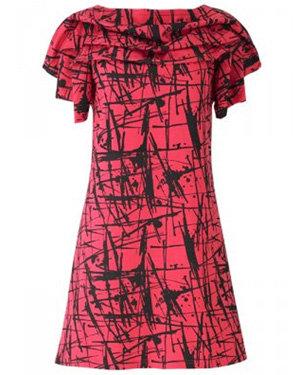 Nancy Splatter Fair Trade Organic Dress