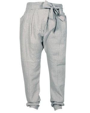 Komodo Fair Trade Soleme Linen Trousers