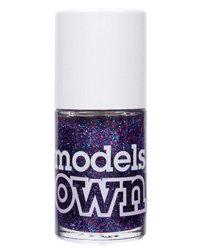 Models Own Glitter Polish in Disco Mix