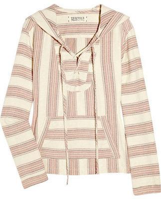 Textile Elizabeth and James Baja Popover Cotton Jacket
