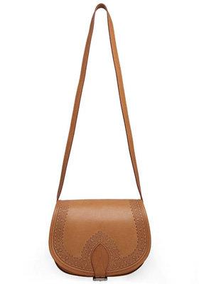 A.P.C Saddle Bag