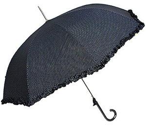 Polka Dot Parasol Umbrealla