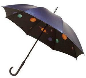 Modcloth Undercover Space Explorer Umbrella
