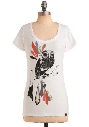 Magic-owl Mystic-owl Tee