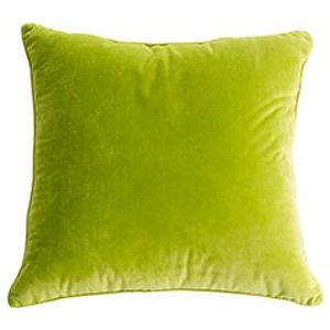 Citron Plush Pillow